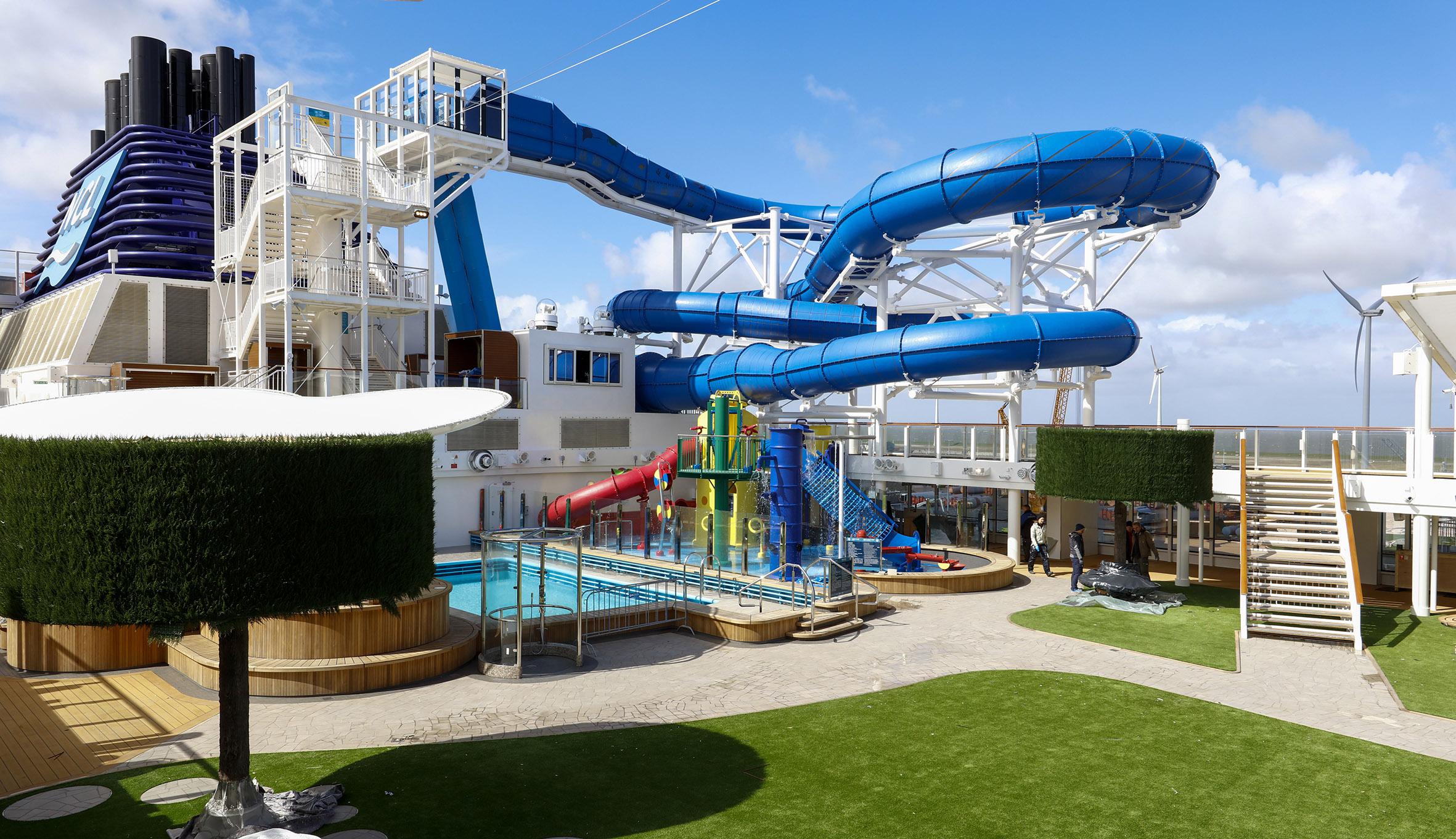 Credit: Ingrid Fiebak-Kremer/Norwegian Cruise Line