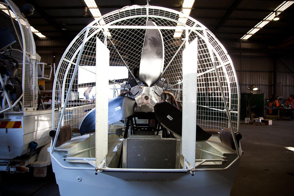 Air Boat Propeller