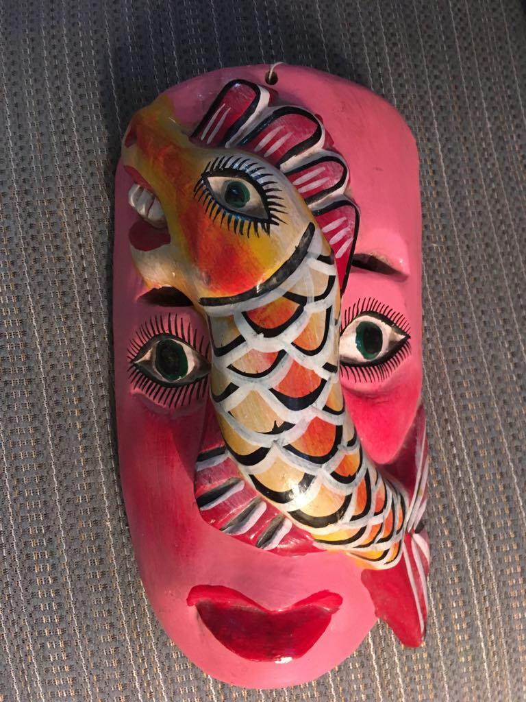Seahorse Mask - $40