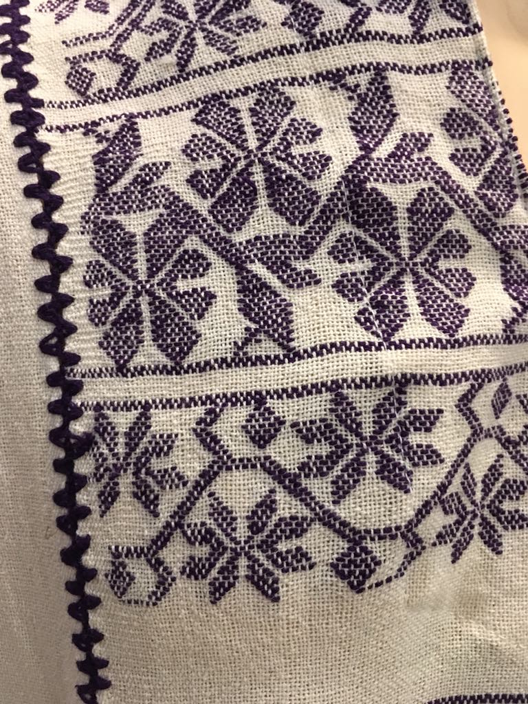 Men's Oaxacan Shirt Detail