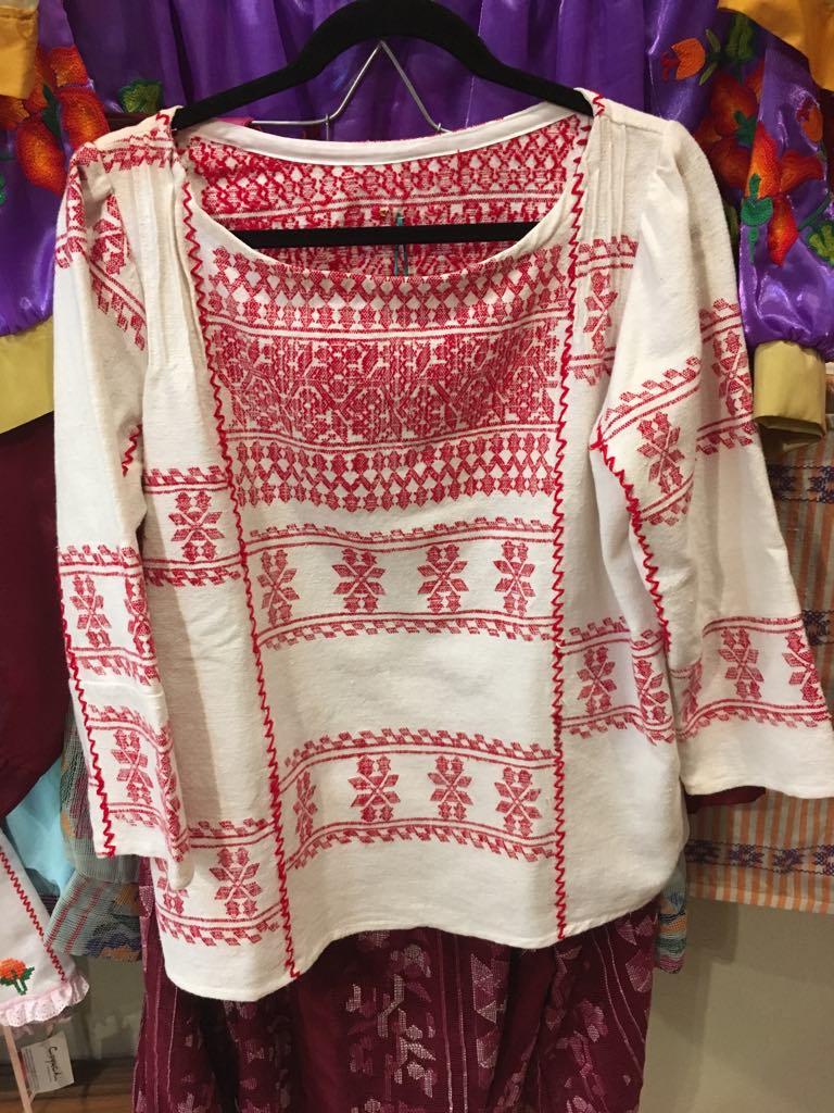 Women's Oaxacan Shirt - $175
