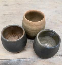 Ceramic mezcal copitas - $4