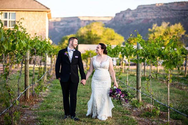 I'm so excited to share some images from Austin and Kodi's beautiful day!  See link in profile for blog feature.  Venue: @tworiverswinery  Flowers: @countryeleganceflorist  DJ: @_emceeg  Cake: Sweet By Design Catering: Flavors Grille . . #tworiverswinery #wedwestslope #coloradoweddings #coloradomountainwedding #winecountrywedding #coloradowinecountry #mountainwedding #grandjunctionwedding #sharegj #iamj #hitchedinco #hitchedingj #rockymountainwedding #coloradobride #westslopebestslope #gjco #gofruita #whywelivehere #coloradoweddingphotographer #engagedincolorado #bridetobe2020 #2020wedding #marriedincolorado #wesetadate #palisadewedding #grandjunctionwedding #coloradowinecountrywedding