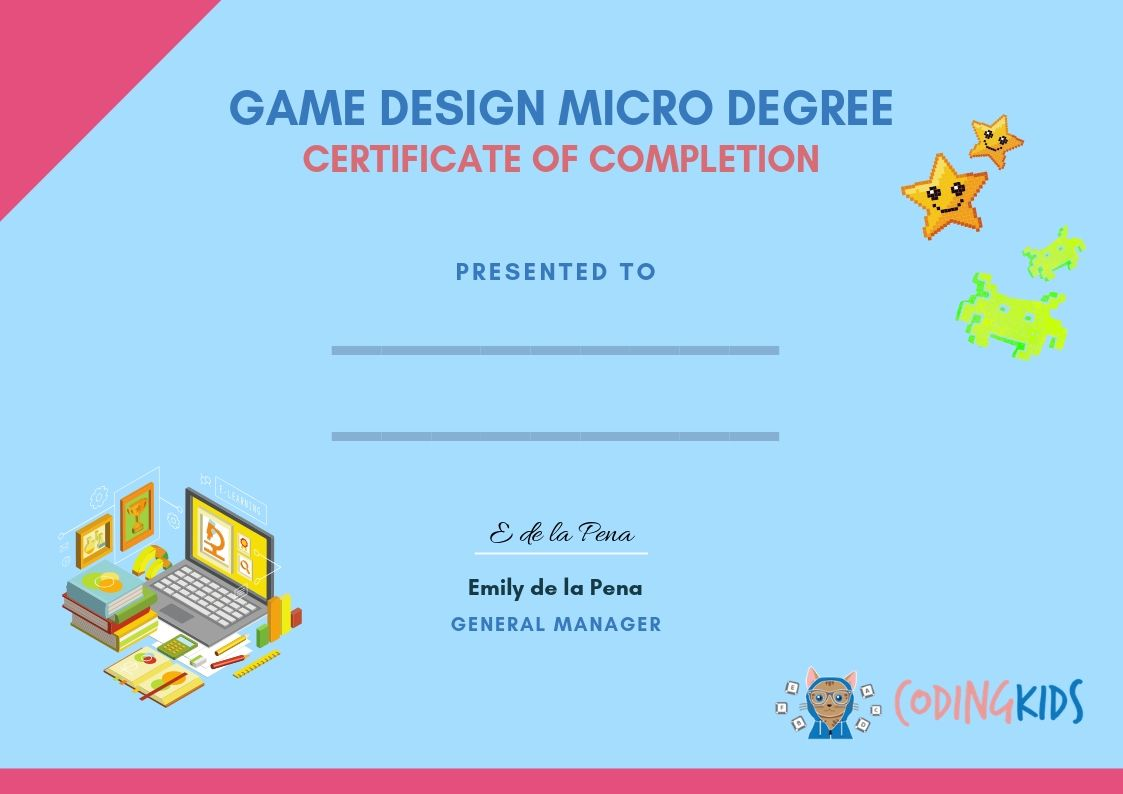 Game Design Micro Degree