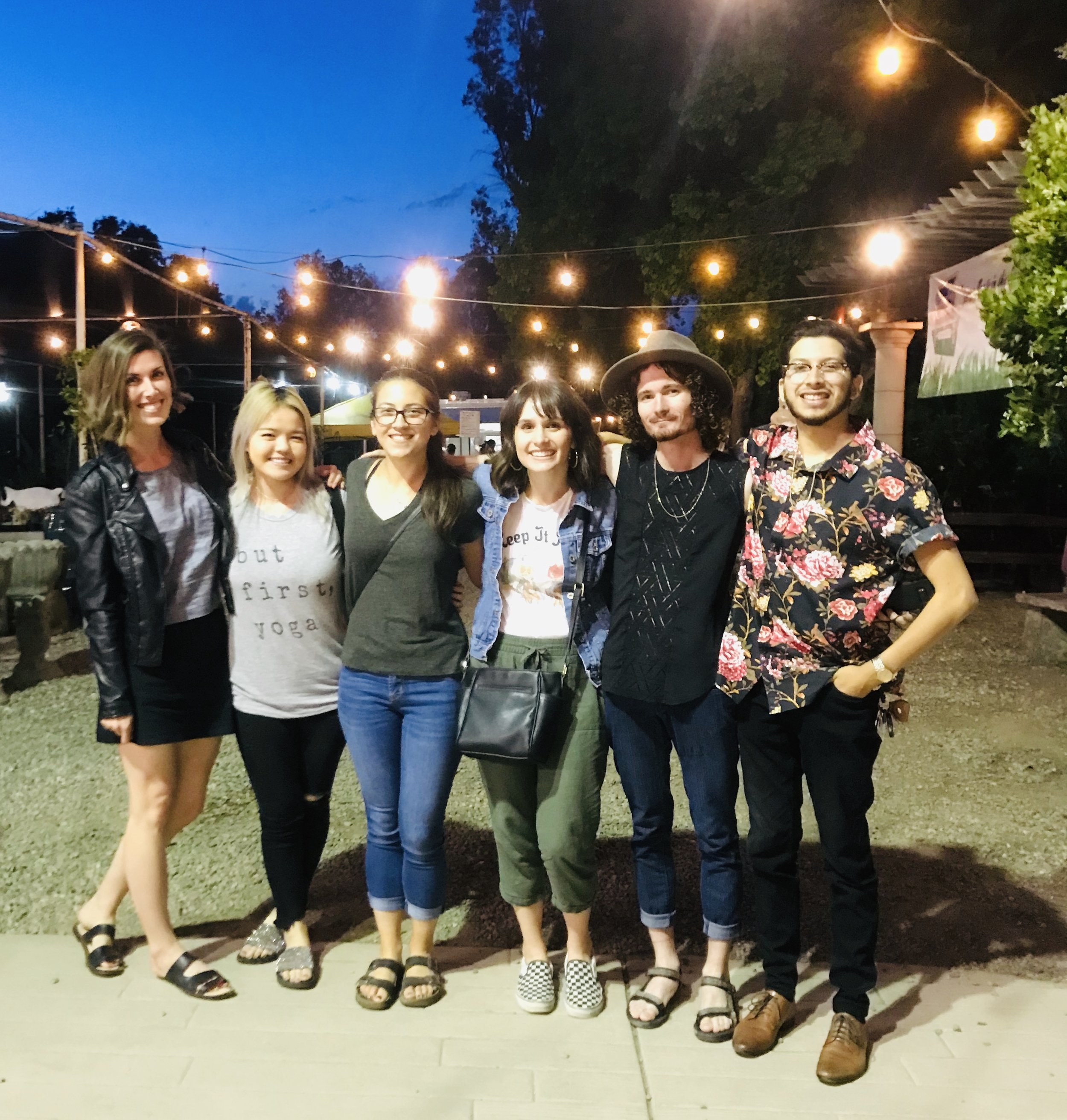 Intergenerational HD&C Lab Dinner Summer 2019