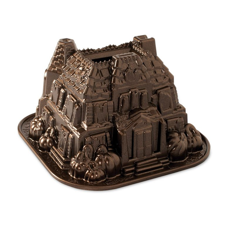 Haunted Manor Cake Pan