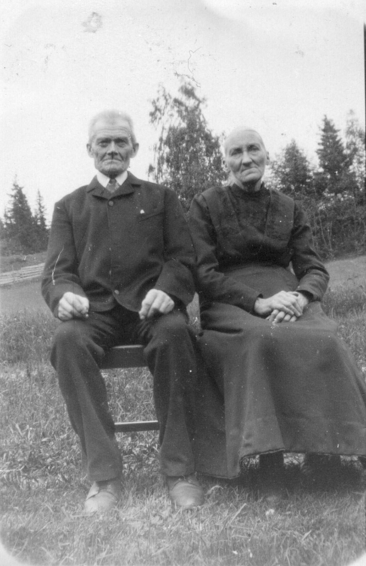 Andreas og Nikoline Spilsetbakk, Åsen Museum og Historielag, CC-BY-2.0