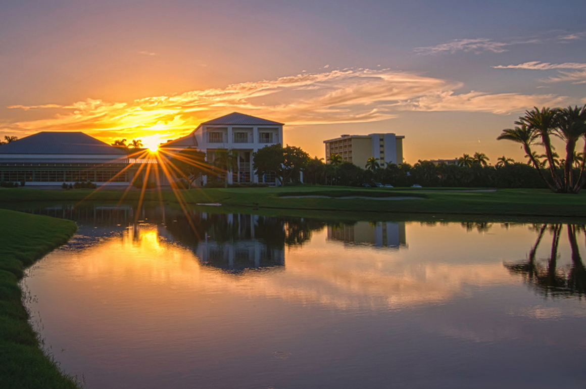 Sunset over Club House.jpg