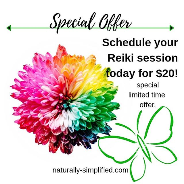 Imma Reiki nerd now. I love it and wish I could have learned about it sooner! Schedule some time with me to check what it's all about! Do it now 'cause this deal is ridiculous...plus I need to practice bringing on the good vibes 😉🍃 help me help you 💚🧡