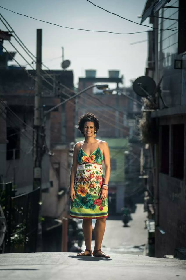 Rest in Paradise and Peace, Marielle Franco