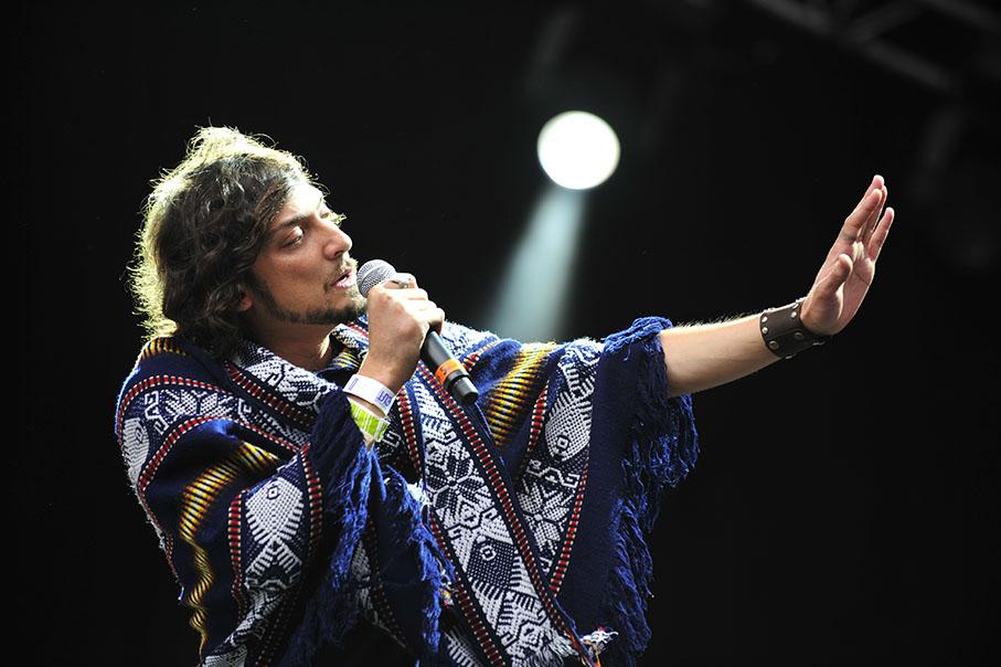 Zoe. León Larregui