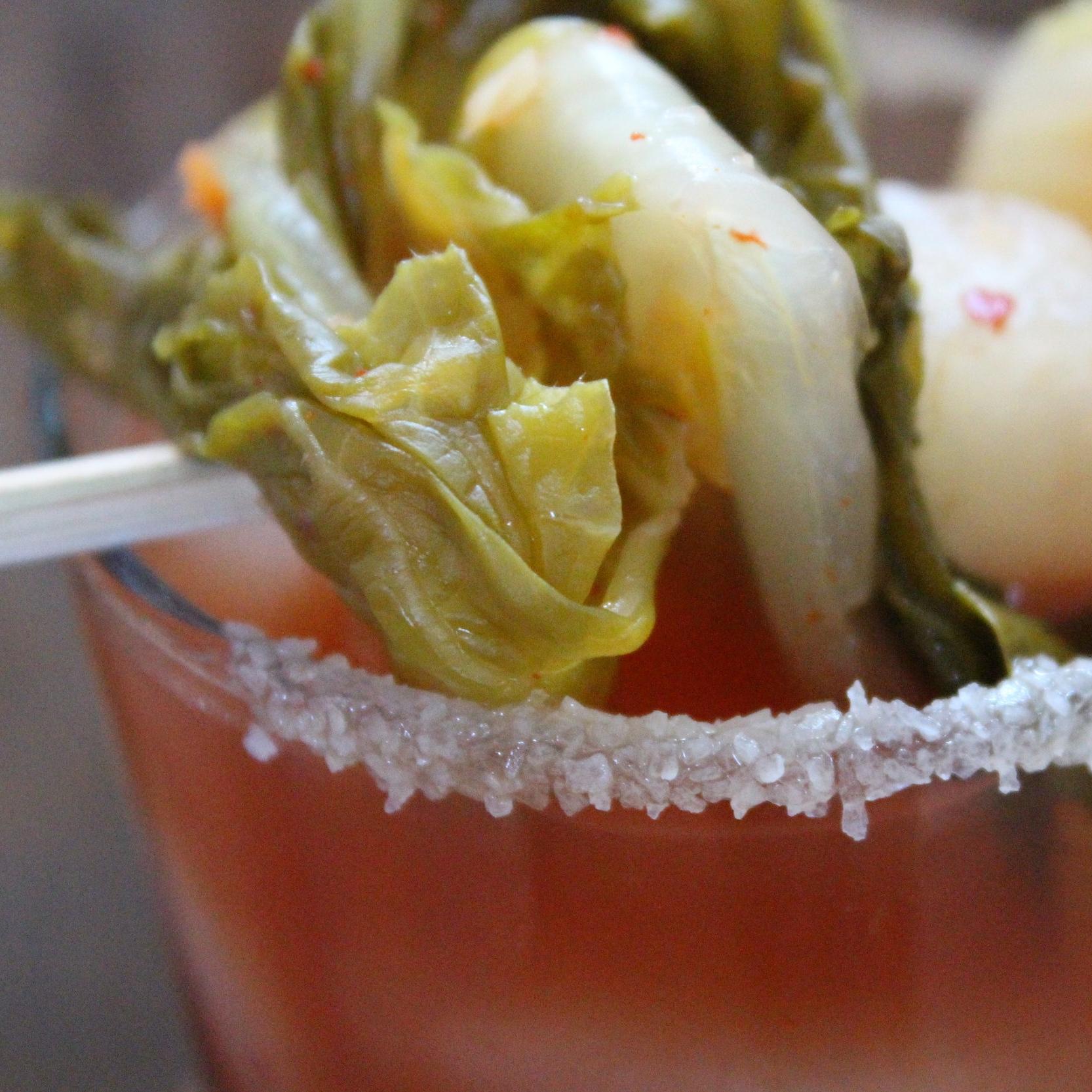 Crash's Kimchi Mary