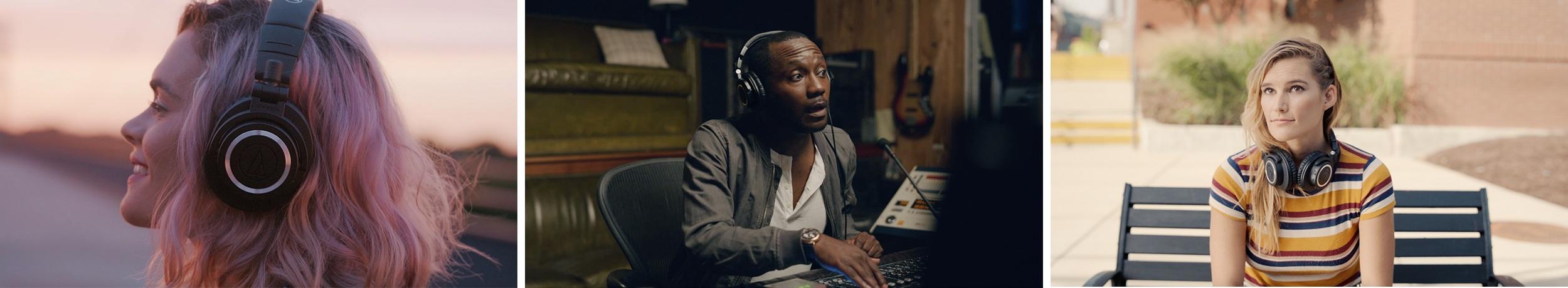 "Audio-Technica I ""Studio Sound Unbound"""