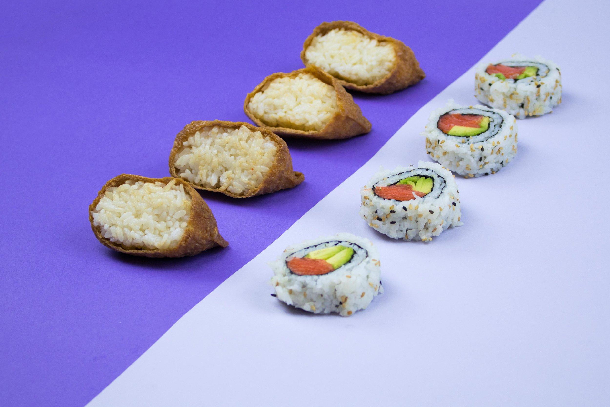 sushi bi. -