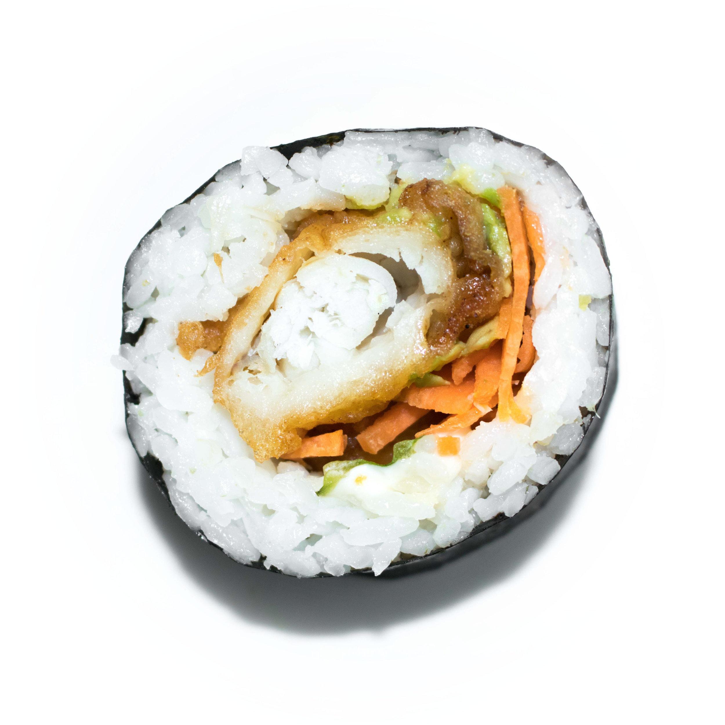 fried fish maki
