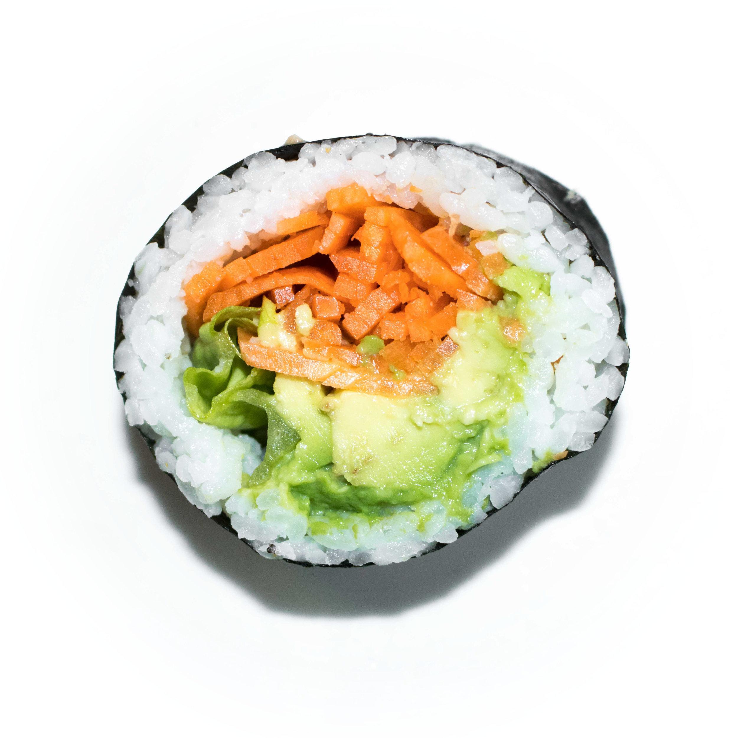 mixed vege maki