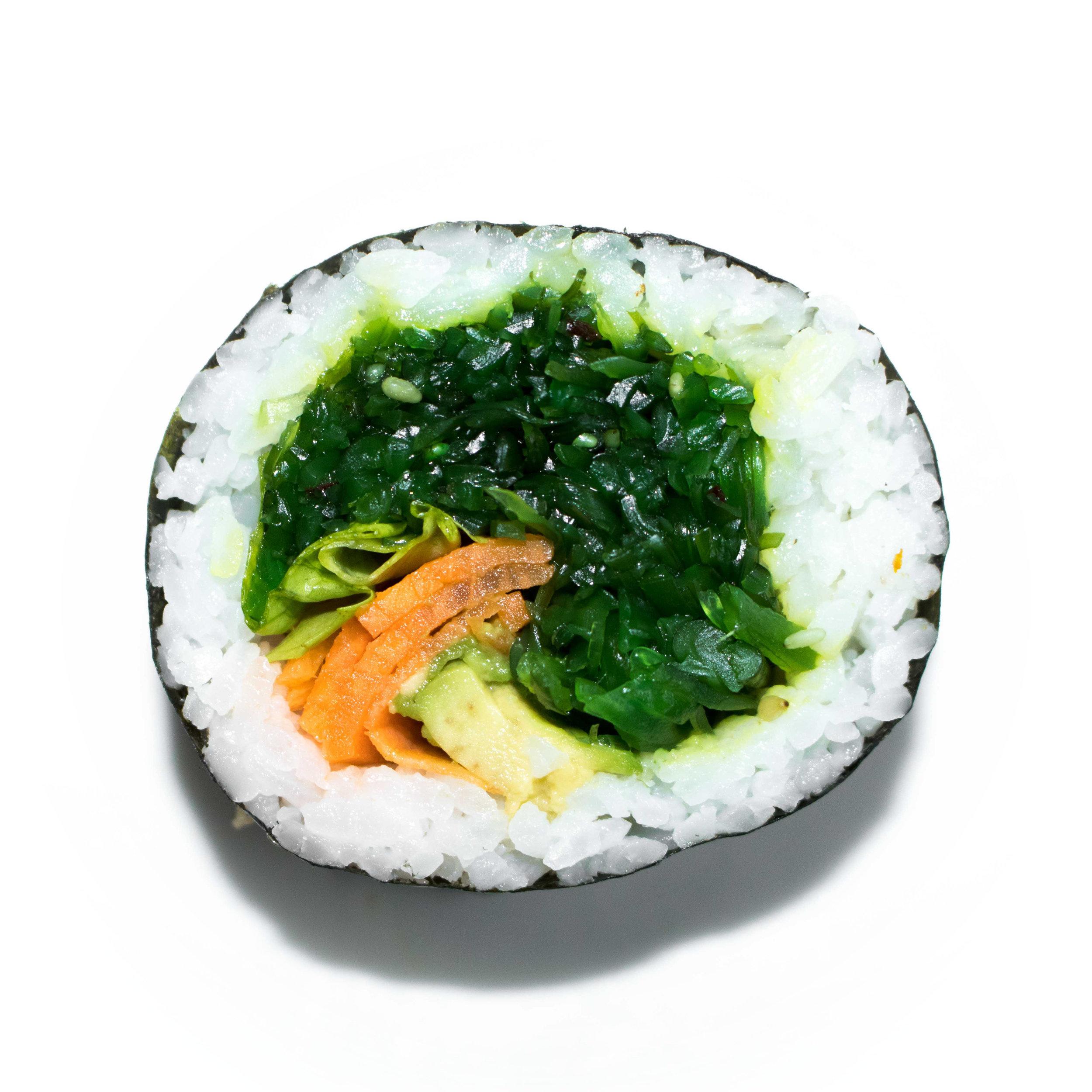 seaweed maki