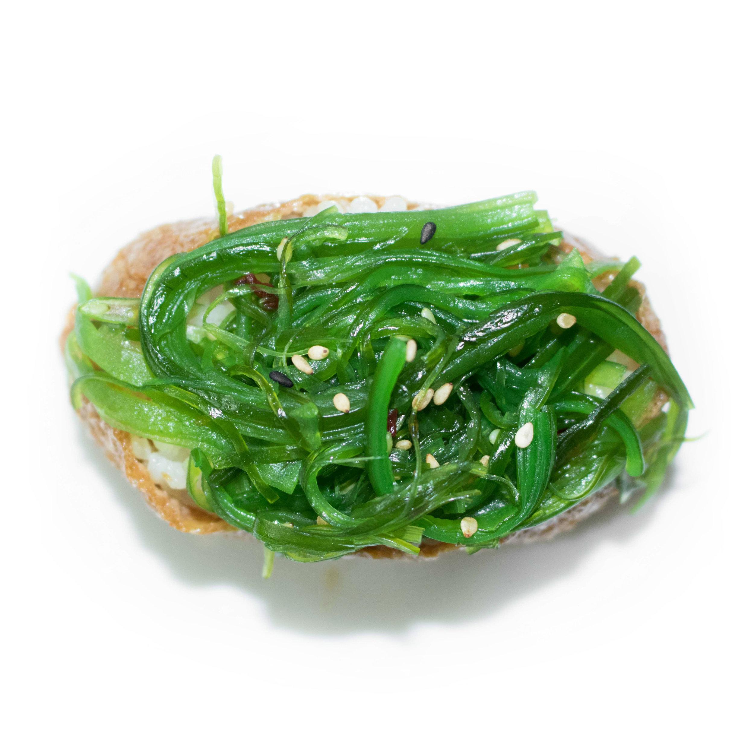 seaweed inari boat