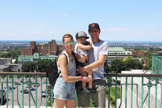 Montreal with kids