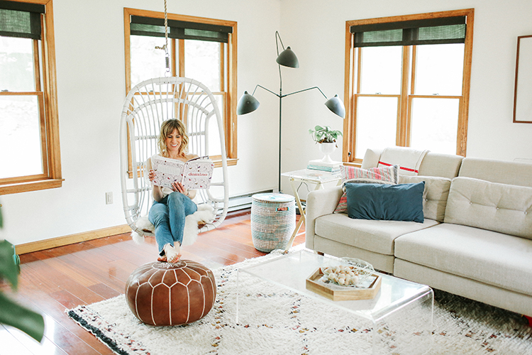 Lauren Koster Home Tour