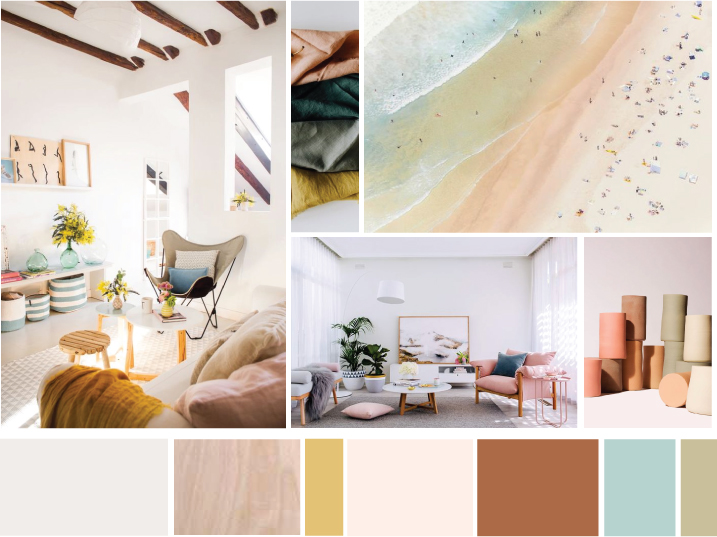 Home Color Palette
