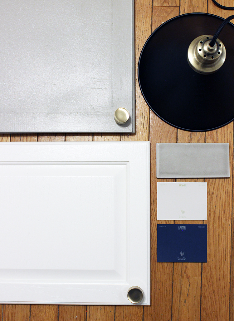 One Room Challenge Color Palette