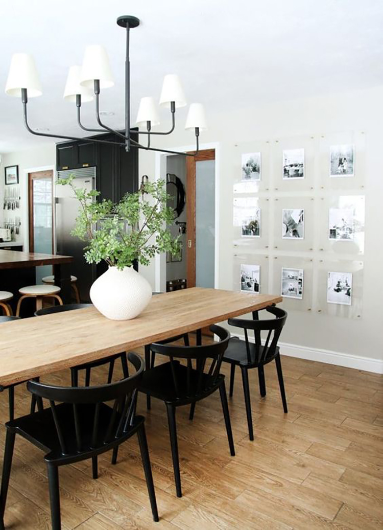 One Room Challenge Light Fixture Inspiration