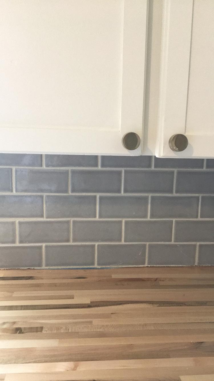 One Room Challenge - Kitchen Update