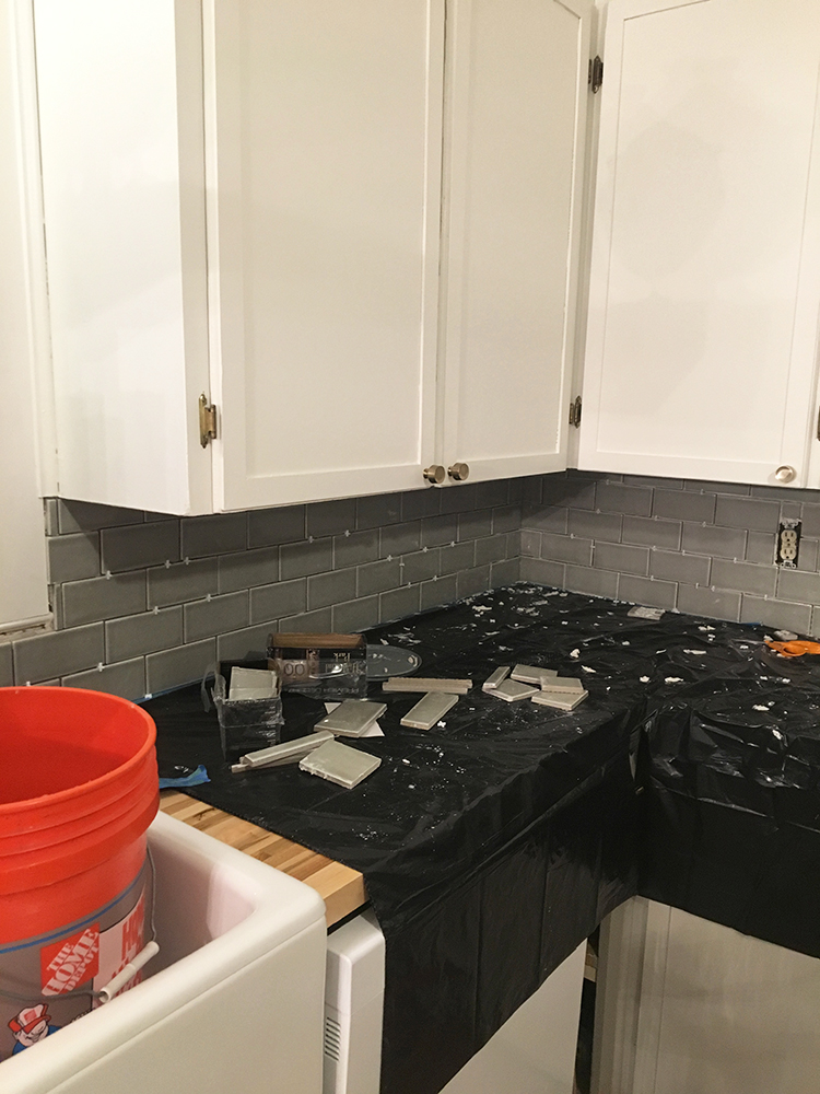 One Room Challenge Work In Progress