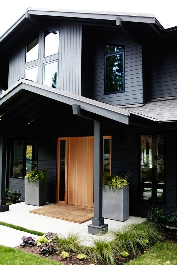 Modern Front Porch Inspiration