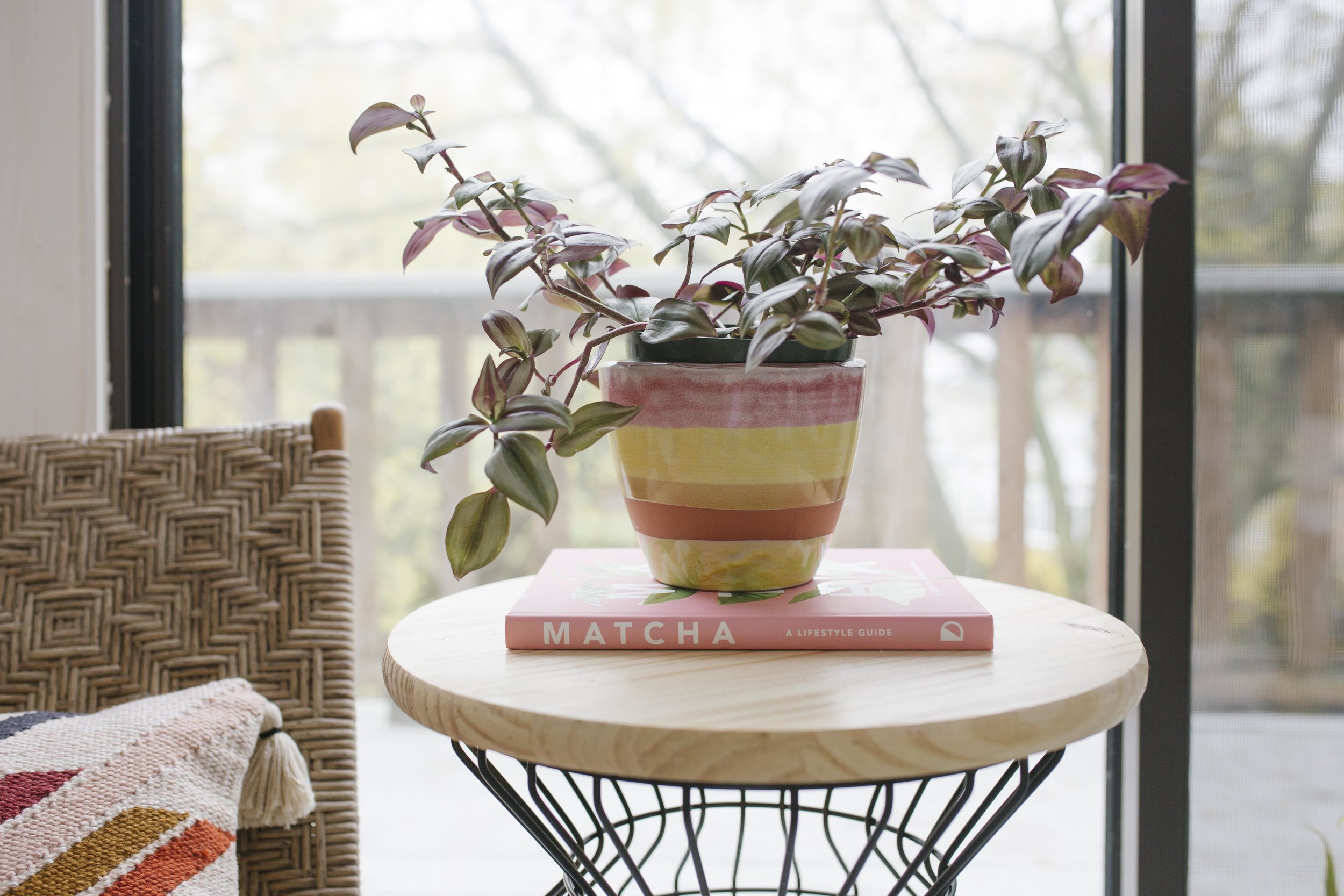 Lauren Koster Creative - Sunroom Makeover