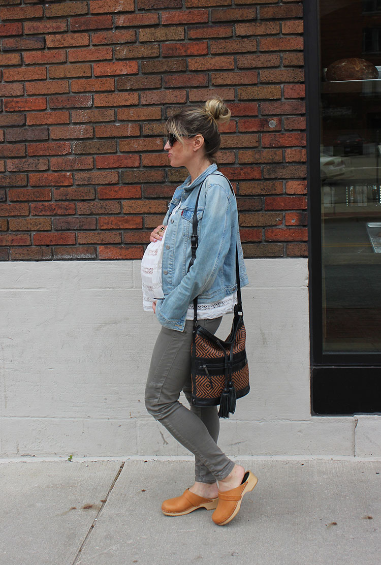 Second Trimester Maternity Style