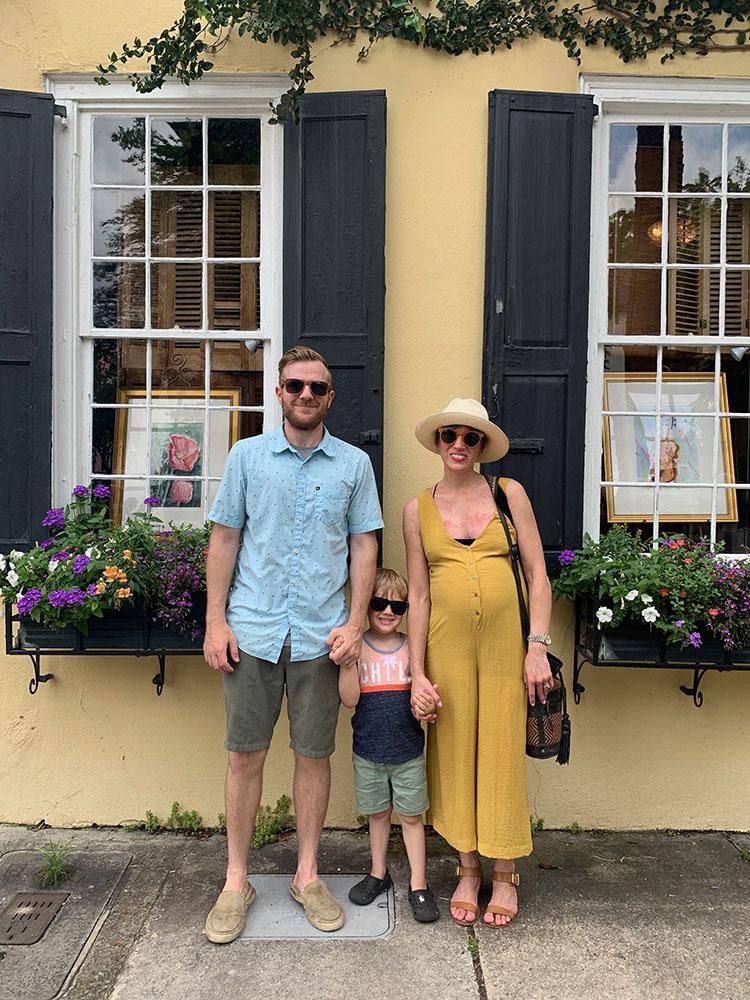 Charleston with Kids