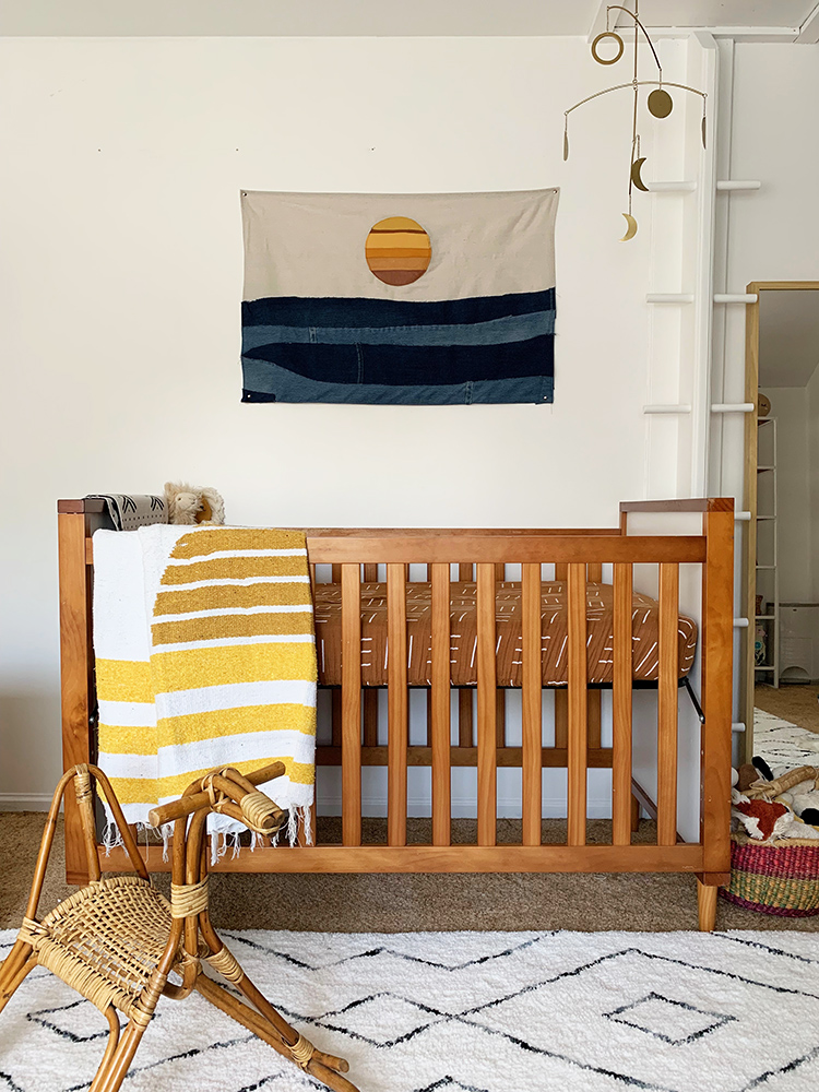 Surf Inspired Nursery