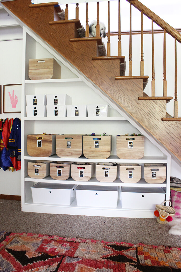 Brilliant Toy Storage
