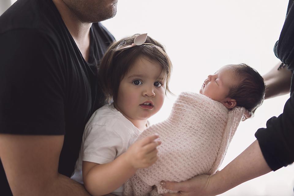Berwick natural newborn photography