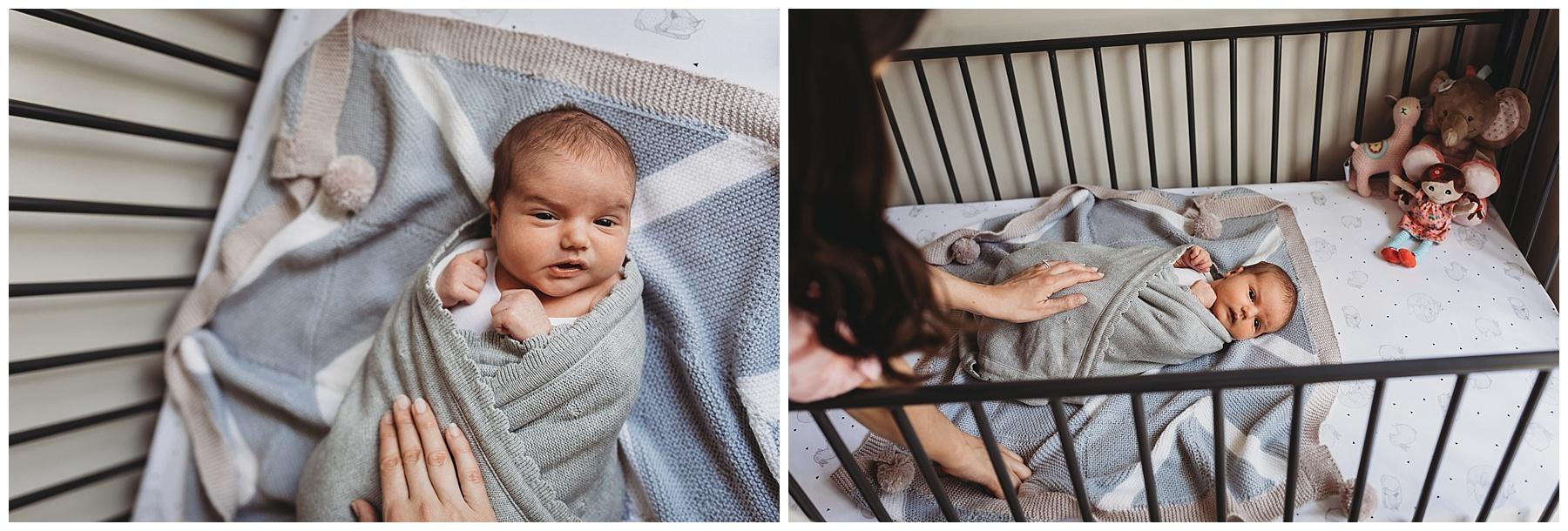 melbourne newborn photographer - berwick- baby girl
