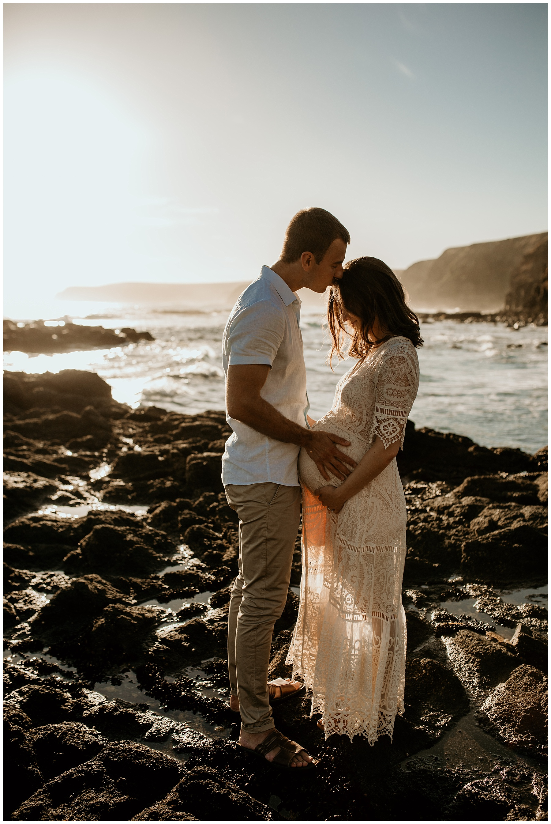 mornington peninsula maternity photography
