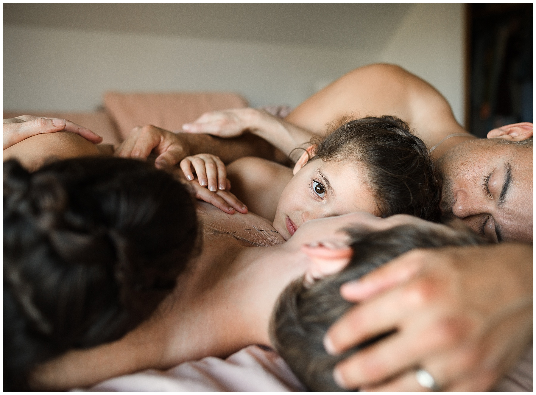 mastectomy - breast cancer treatment - family support - photography