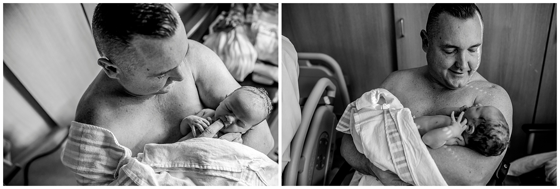 Mornington peninsula maternity, birth and newborn photography - first time dad - birth (5).jpg