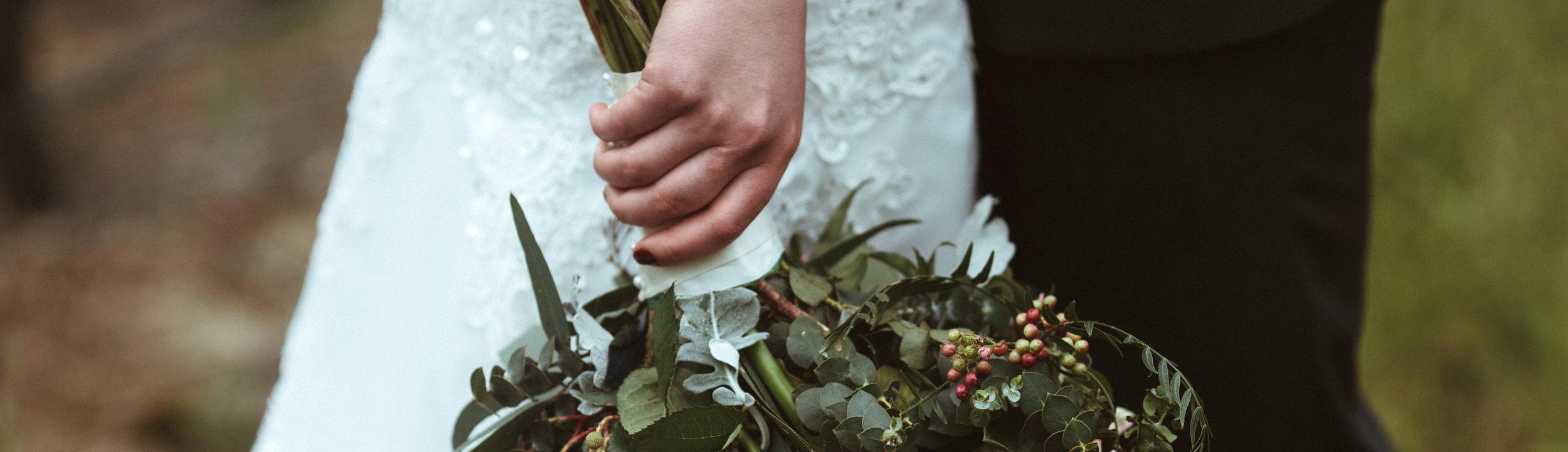 WEDDINGS + ENGAGEMENTS -