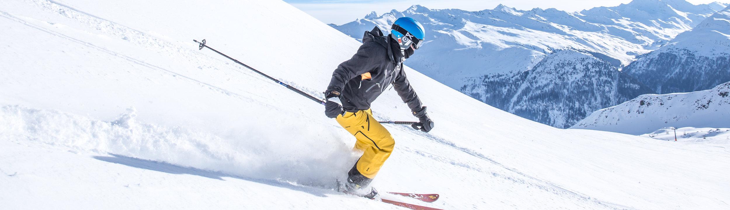 RECENT: SNOW SPORTS -