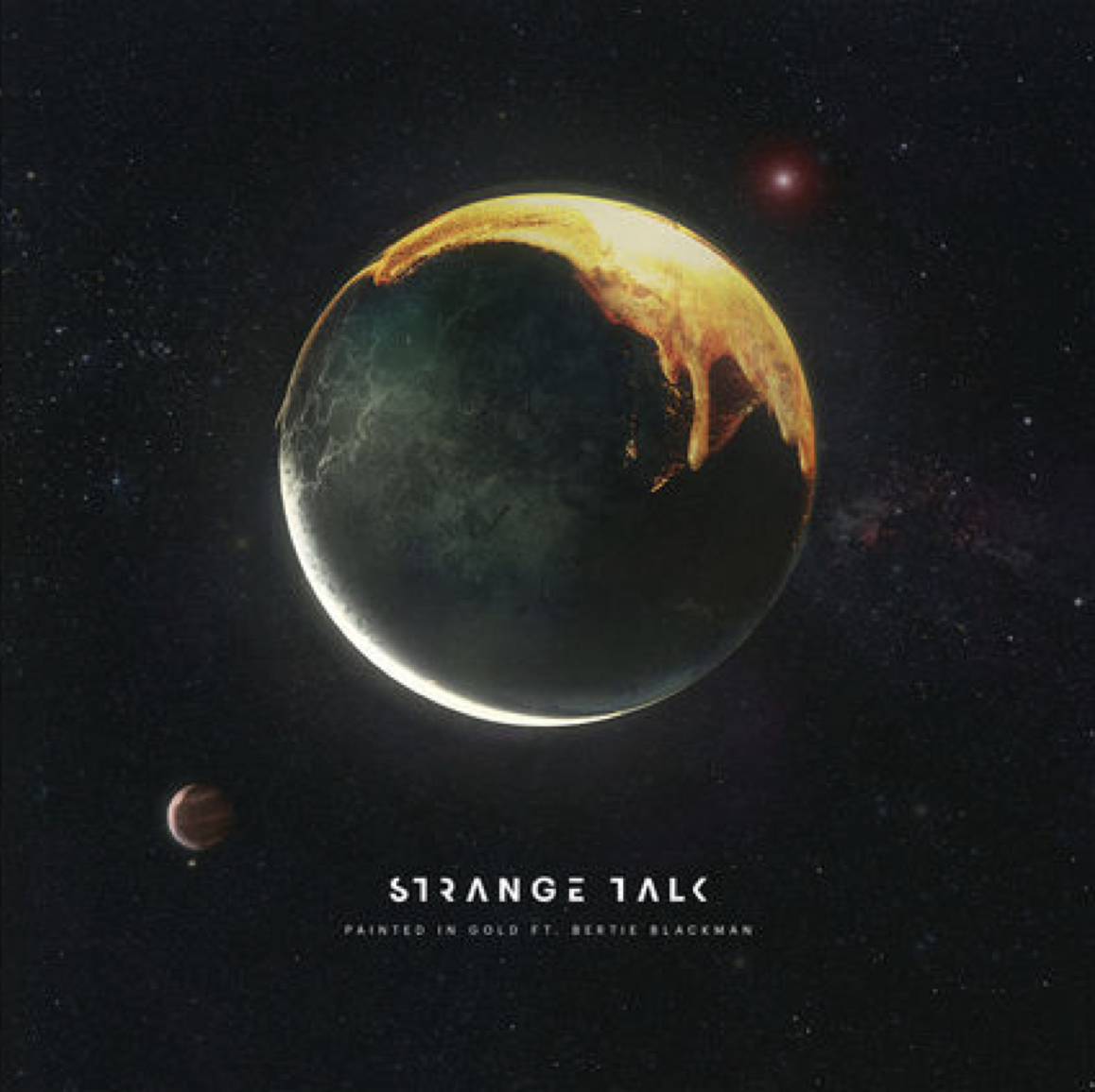 Painted in Gold - Strange Talk feat. Bertie Blackman - Co-writer
