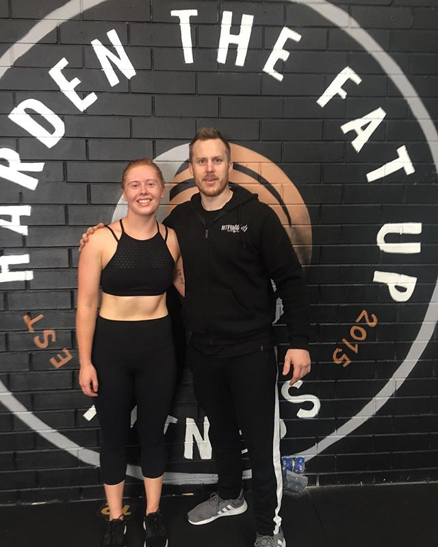 🥳🥳H A P P Y  B I R T H D A Y  E L L A 🥳🥳 Happy 25th birthday to our member Ella for last week (sorry we're late)  We hope you enjoyed your day/night & celebrated with plenty of laughter & wine 🍷🤩 You have been such a valued member at HTFU Fitness for 18 months for too many reasons to list, but here are some:  1. You're put in 1000% effort into every session you have ever done 2. You have amazing positive energy 3. You never complain ever  4. You never make excuses  5. You have no ego  6. You get along with everyone  Just to name a few.. We're are proud & lucky to call you a member!!! 🙏  Love from all the HTFU Family