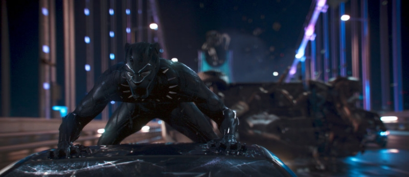 Black Panthers takes the Marvel Universe in a new directio  n.