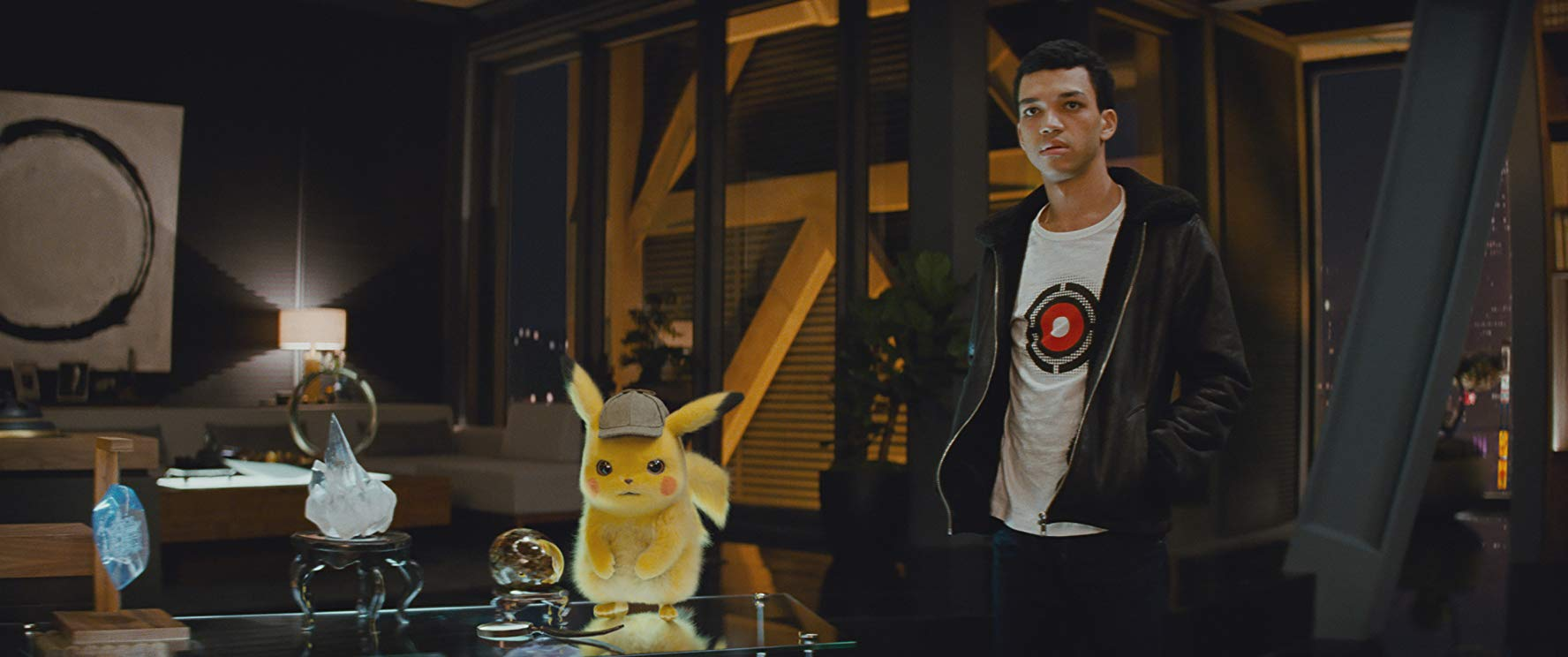Tim and Pikachu get to the bottom of their bland missio— OMG HE'S SO CUTE