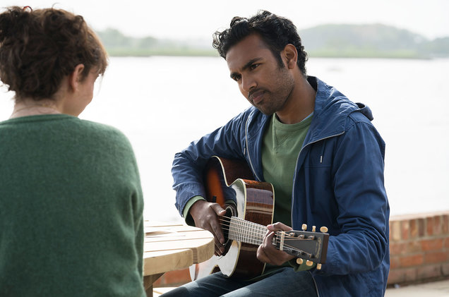 Otherwise wonderful Lily James and Hamish Patel cannot be saved by The Beatles in an alternate reality.