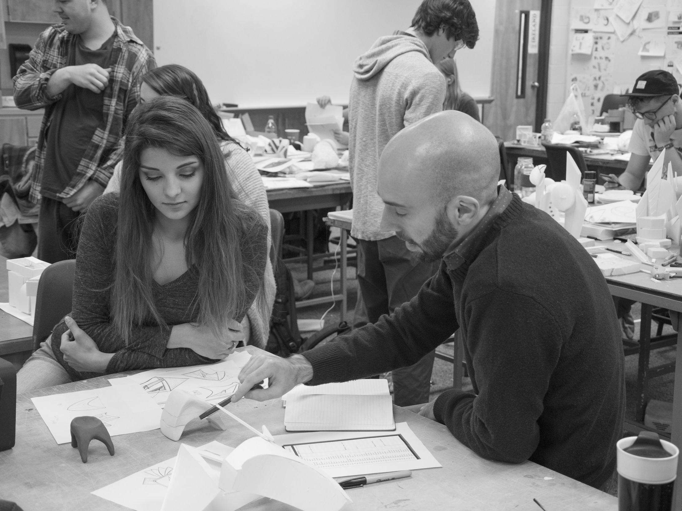 Teaching Design at Auburn University