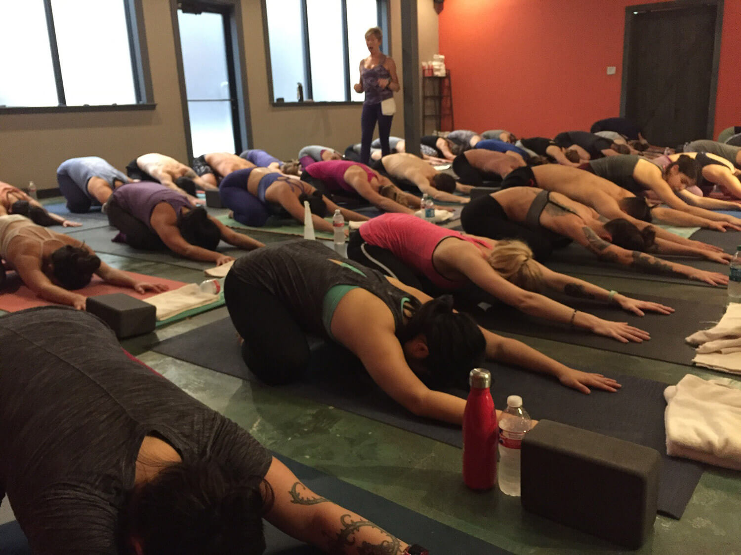 Dallas Schedule The Yoga Factory