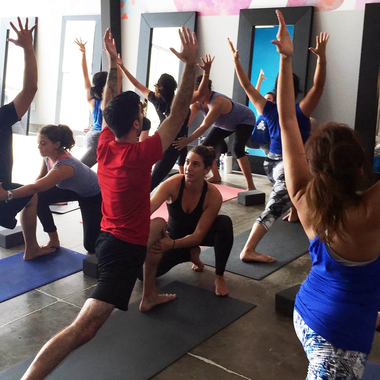 Events & Workshops  We have a variety of events throughout the year to help you deepen your yoga practice and make new friends in the TYF community.    See all events & workshops